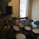ローランドの電子ドラム TD-30